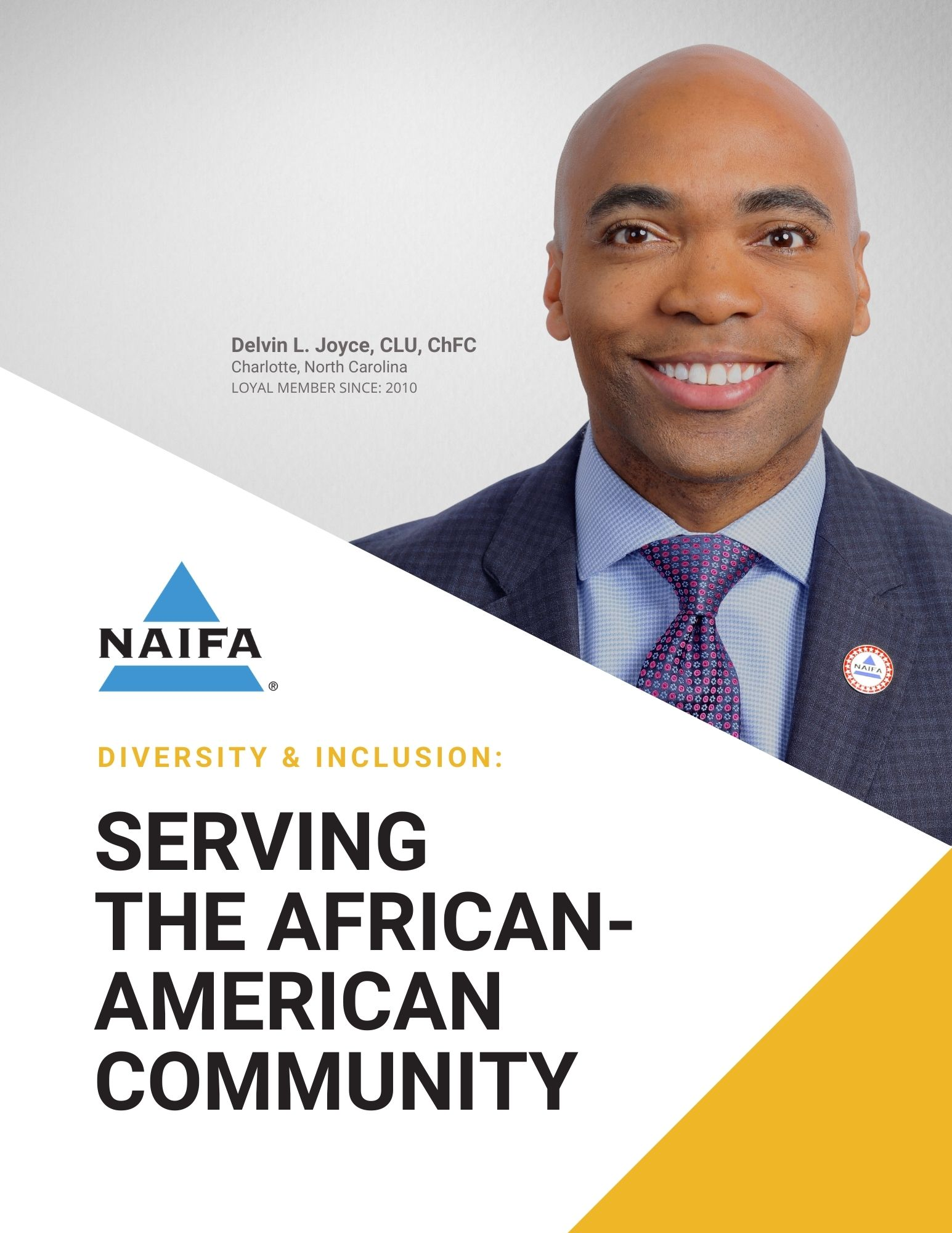 NAIFA WP_ Serving African-Americans